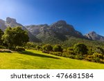 south africa. cape town.... | Shutterstock . vector #476681584