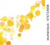 bubbles circle dots unique... | Shutterstock .eps vector #476714008