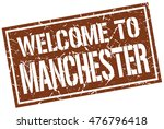 welcome to manchester stamp.... | Shutterstock .eps vector #476796418