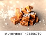 Toffees. Salted Caramel Pieces...