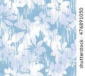 stylized botanical pattern... | Shutterstock .eps vector #476891050