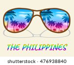 philippines holiday indicating... | Shutterstock . vector #476938840