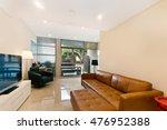beautiful living room | Shutterstock . vector #476952388
