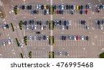 car parking lot viewed from... | Shutterstock . vector #476995468
