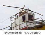 boat | Shutterstock . vector #477041890