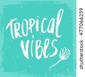 conceptual hand drawn phrase... | Shutterstock .eps vector #477066259