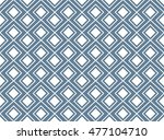 seamless light blue nordic... | Shutterstock . vector #477104710