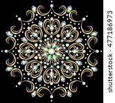 illustration background... | Shutterstock .eps vector #477186973