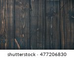 Old Dark Scorched Wood Texture...