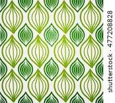 seamless leaf pattern. | Shutterstock .eps vector #477208828