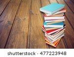 book. | Shutterstock . vector #477223948