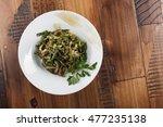 """lazzat""   uzbek traditional... | Shutterstock . vector #477235138"