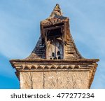 Old Dovecote With Ancient Roof...