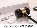 rental contract | Shutterstock . vector #477283708