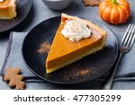 Pumpkin Pie  Tart Made For...