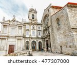Gothic Church Of Saint Francis...