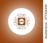 circuit board icon. technology...