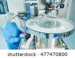 pharmaceutics. pharmaceutical... | Shutterstock . vector #477470800