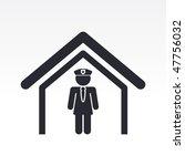 vector illustration of modern... | Shutterstock .eps vector #47756032