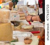 Sunday Cheese Market. Large...