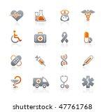 medicine   heath care web icons ... | Shutterstock .eps vector #47761768