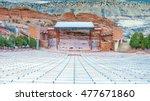 Historic Red Rocks Amphitheate...