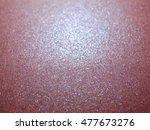 red glitter canvas background | Shutterstock . vector #477673276