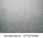 gray striped rib paper... | Shutterstock . vector #477673303