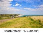 Seven Sisters White Cliffs Nea...