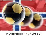flag of norway  national... | Shutterstock . vector #47769568