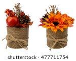 Autumn Arrangement   Pot With...