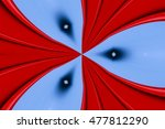 colorful abstract background in ... | Shutterstock . vector #477812290
