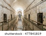 Eastern State Penitentiary....