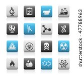 science web icons    matte... | Shutterstock .eps vector #47788963