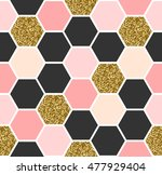 geometric seamless repeating... | Shutterstock .eps vector #477929404