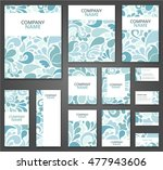business cards  invitations ...   Shutterstock .eps vector #477943606