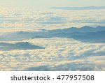 view from the top of mountain | Shutterstock . vector #477957508