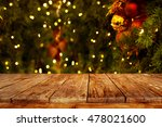 christmas and new year... | Shutterstock . vector #478021600