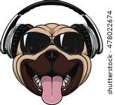 vector illustration funny... | Shutterstock .eps vector #478022674