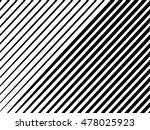 oblique  diagonal lines pattern. | Shutterstock .eps vector #478025923