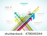 company infographic overview...   Shutterstock .eps vector #478040344