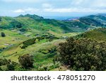 view of the valley in the... | Shutterstock . vector #478051270