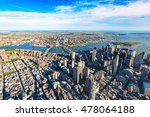 Aerial View Of The Lower East...