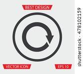 arrow icon   Shutterstock .eps vector #478102159