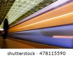 Washington D.c.   Subway...