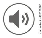 speaker volume .