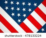 background america | Shutterstock .eps vector #478133224