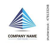 vector logo template  depicting ... | Shutterstock .eps vector #478133248