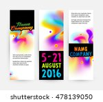 abstract template with... | Shutterstock .eps vector #478139050
