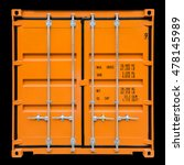 Cargo Container Or Shipping...
